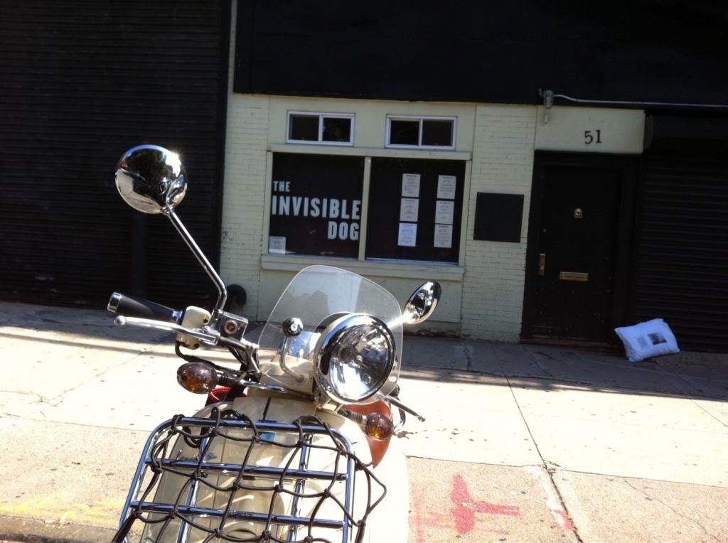 5/10 - Invisible Dog 51 Bergen St. Brooklyn, NY 11201